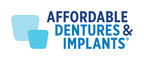 Affordable Dentures & Implants logo (PRNewsFoto/Affordable Dentures & Implants)