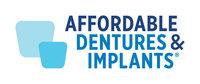 Affordable Dentures & Implants logo (PRNewsFoto/Affordable Dentures & Implants)