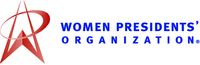 Women Presidents' Organization logo. (PRNewsFoto/Women Presidents' Organization) (PRNewsfoto/Women Presidents' Organization)