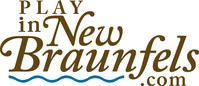 Greater New Braunfels Convention & Visitors Bureau Logo (PRNewsfoto/Greater New Braunfels Conventio)