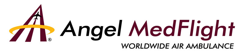 Angel MedFlight Worldwide Air Ambulance. (PRNewsFoto/Angel MedFlight Worldwide) (PRNewsFoto/ANGEL MEDFLIGHT WORLDWIDE)