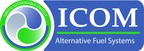 ICOM North America Logo