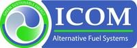 ICOM North America Logo (PRNewsFoto/ICOM North America)