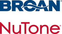 Broan-NuTone stacked logo (PRNewsFoto/Broan-NuTone LLC)