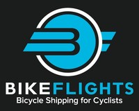 BikeFlights.com is a Bicycle Shipping Service for Cyclists. (PRNewsFoto/BikeFlights.com)