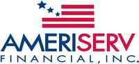 AmeriServ Financial, Inc. logo (PRNewsFoto/AmeriServ Financial, Inc.)
