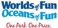 Worlds of Fun logo (PRNewsfoto/Worlds of Fun)