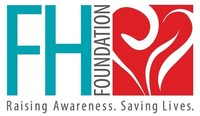 The FH Foundation is a 501(c)(3), patient-centered research and advocacy organization dedicated to increasing the rate of early diagnosis, encouraging proactive treatment, and improving the quality of life of all those impacted by familial hypercholesterolemia. (PRNewsFoto/The FH Foundation)