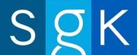 SGK Logo (PRNewsFoto/SGK)