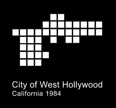 City of West Hollywood Logo (PRNewsFoto/The City of West Hollywood)