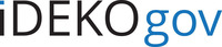 iDEKOgov Logo. (PRNewsFoto/iDEKOgov) (PRNewsFoto/IDEKOGOV)
