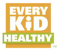 Every Kid Healthy Week, April 25-29, 2016 (PRNewsFoto/Action for Healthy Kids)