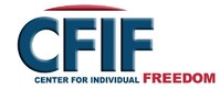 CFIF Logo (PRNewsFoto/Center for Individual Freedom)