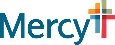 Mercy, named one of the top five large U.S. health systems in 2018, 2017 and 2016 by IBM Watson Health, serves millions annually. Mercy includes more than 40 acute care and specialty (heart, children's, orthopedic and rehab) hospitals, 800 physician practices and outpatient facilities, 44,000 co-workers and 2,100 Mercy Clinic physicians in Arkansas, Kansas, Missouri and Oklahoma. (PRNewsfoto/Mercy)