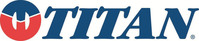 Titan International, Inc. logo. (PRNewsFoto/Titan International)