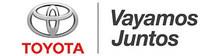 Toyota Vayamos Juntos logo (PRNewsFoto/Toyota)