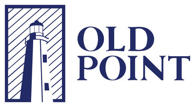 """Old Point Financial Corporation (""""OPOF"""" - Nasdaq) is the parent company of The Old Point National Bank of Phoebus, a locally owned and managed community bank serving all of Hampton Roads and Old Point Trust & Financial Services, N.A., a Hampton Roads wealth management services provider. www.oldpoint.com"""