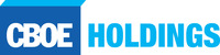 CBOE Holdings, Inc. logo. (PRNewsFoto/CBOE Holdings, Inc.)