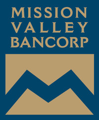 Mission Valley Bancorp logo (PRNewsFoto/Mission Valley Bancorp)