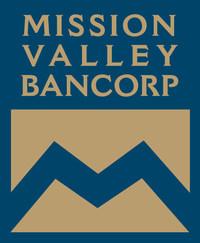 Mission Valley Bancorp logo (PRNewsFoto/Mission Valley Bancorp)