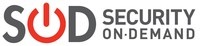 Security On-Demand Logo (PRNewsFoto/Security On-Demand Inc.) (PRNewsFoto/Security On-Demand Inc_)