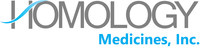 Homology Medicines, Inc., Lexington, MA