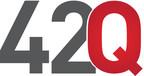 42Q Announces AWS Industrial Software Competency Achievement