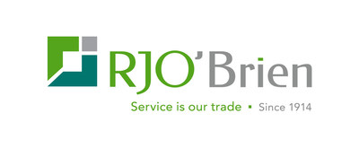 R.J. O'Brien & Associates (RJO) is the oldest and largest independent futures brokerage and clearing firm in the United States. (PRNewsFoto/R.J. O'Brien & Associates)