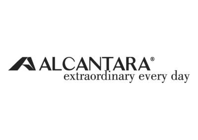 Logo Alcantara (PRNewsFoto/Alcantara S.p.A.)