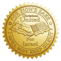 Christians United for Israel is the largest pro-Israel organization in the United States.