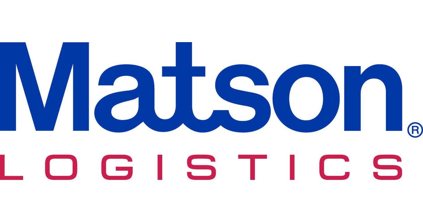 Matson Logistics Rated #1 Intermodal Marketing Company