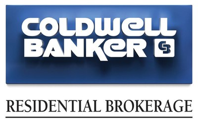 Coldwell Banker Residential Brokerage logo. (PRNewsFoto/Coldwell Banker Residential Brokerage)