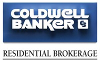 Coldwell Banker Residential Brokerage logo. (PRNewsFoto/Coldwell Banker Residential Brokerage) (PRNewsFoto/COLDWELL BANKER...)
