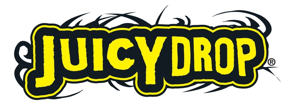 Juicy Drop Gum Logo (PRNewsFoto/Bazooka Candy Brands)