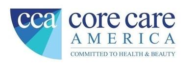 Core Care America logo (PRNewsFoto/CCA Industries, Inc.)