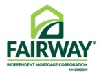 Fairway Independent Mortage Corporation Ranked #9 In The Nation