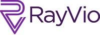 RayVio Corporation logo (PRNewsFoto/RayVio Corporation)