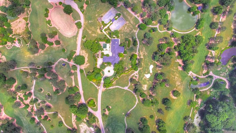 Aerial of Beaver Dam Farms