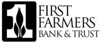 First Farmers Bank & Trust Logo. (PRNewsFoto/FIRST FARMERS BANK & TRUST)