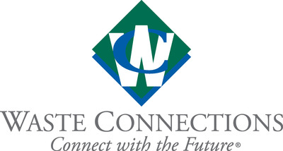 Waste Connections logo. (PRNewsFoto/Waste Connections, Inc.) (PRNewsFoto/WASTE CONNECTIONS_ INC_) (PRNewsFoto/WASTE CONNECTIONS, INC.)