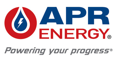 APR Energy. (PRNewsFoto/APR Energy)