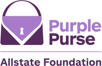 Allstate Foundation Purple Purse (PRNewsFoto/The Allstate Foundation)