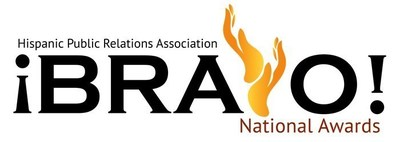 HPRA BRAVO! Awards Logo