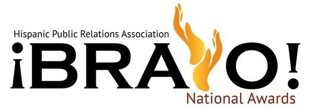 HPRA BRAVO! Awards Logo