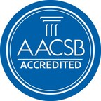 Founded in 1916, AACSB Accreditation is the highest standard of quality in business education. With more than 780 accredited business schools, across 53 countries worldwide, AACSB-accredited schools represent a network of global institutions dedicated to continuous quality improvement through engagement, innovation, and impact. (PRNewsFoto/AACSB International) (PRNewsFoto/AACSB International)