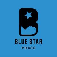 Blue Star Coloring Logo