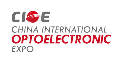 CIOE LOGO (PRNewsfoto/China International Optoelectro)