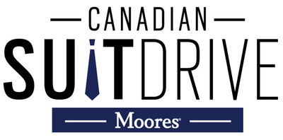Moores Canadian Suit Drive Logo