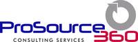 ProSource360 Consulting Services (PRNewsFoto/ProSource360 Consulting Service)