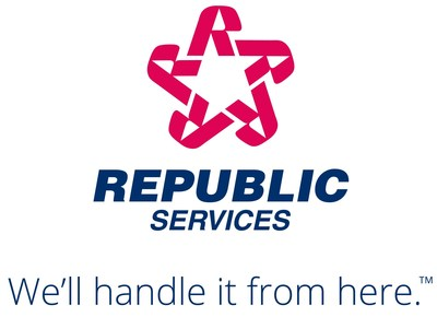We'll handle it from here. (PRNewsFoto/Republic Services, Inc.) (PRNewsFoto/Republic Services, Inc.)